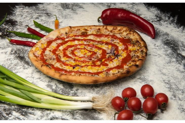 Pizza Caliente